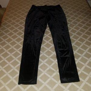 torrid Pants - TORRID VELVET LEGGINGS
